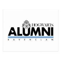 Harry Potter   HOGWARTS™ Alumni RAVENCLAW™ Postcard