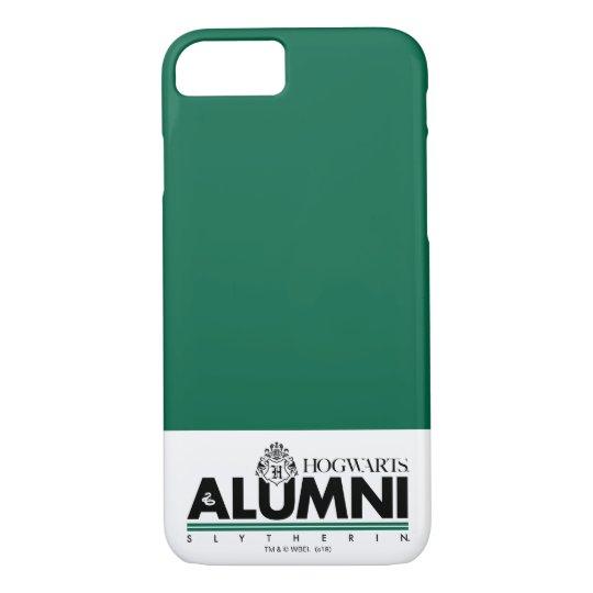 sale retailer 63b02 75357 Harry Potter | HOGWARTS™ Alumni SLYTHERIN™ Case-Mate iPhone Case