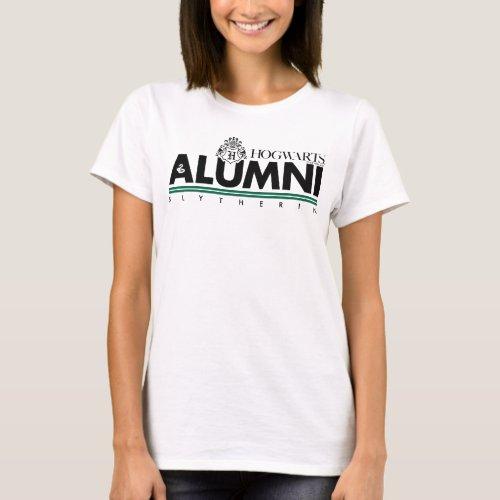 Harry Potter  HOGWARTSâ Alumni SLYTHERINâ T_Shirt