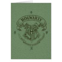 Harry Potter | Hogwarts Banner Crest