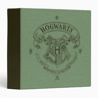 Harry Potter   Hogwarts Banner Crest Binder