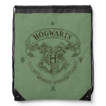 Harry Potter | Hogwarts Banner Crest Drawstring Bag