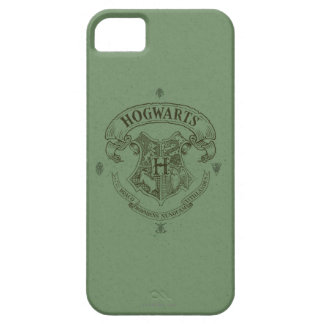 Harry Potter | Hogwarts Banner Crest iPhone SE/5/5s Case