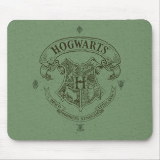 Harry Potter | Hogwarts Banner Crest Mouse Pad