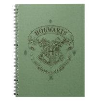 Harry Potter   Hogwarts Banner Crest Notebook