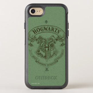 Harry Potter | Hogwarts Banner Crest OtterBox Symmetry iPhone 7 Case