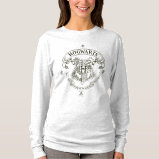 Harry Potter | Hogwarts Banner Crest T-Shirt