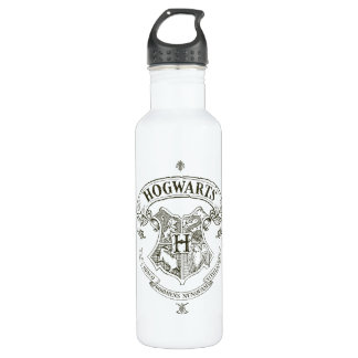 Harry Potter | Hogwarts Banner Crest Water Bottle