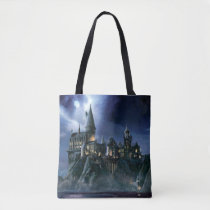 Harry Potter | Hogwarts Castle at Night Tote Bag