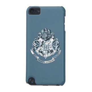 Harry Potter | Hogwarts Crest Blue iPod Touch (5th Generation) Cover