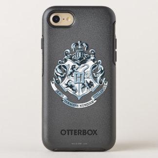 Harry Potter | Hogwarts Crest - Blue OtterBox Symmetry iPhone 8/7 Case