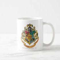 Harry Potter   Hogwarts Crest - Full Color Coffee Mug