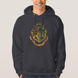 Harry Potter | Hogwarts Crest - Full Color Hoodie