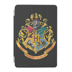 Harry Potter | Hogwarts Crest - Full Color Ipad Mini Cover at Zazzle