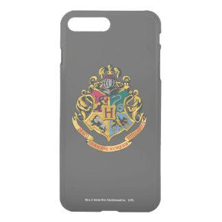 Harry Potter   Hogwarts Crest - Full Color iPhone 8 Plus/7 Plus Case