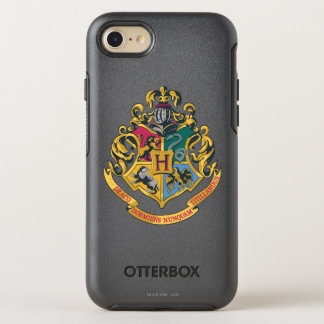 Harry Potter | Hogwarts Crest - Full Color OtterBox Symmetry iPhone 8/7 Case