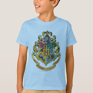 Harry Potter | Hogwarts Crest - Full Color T-Shirt