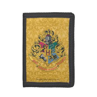 Harry Potter   Hogwarts Crest - Full Color Trifold Wallet