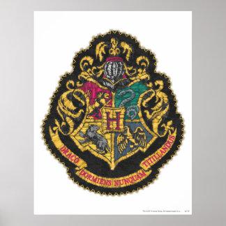 Harry Potter | Hogwarts Crest Poster
