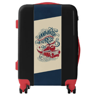Harry Potter | Hogwarts Express Typography Luggage