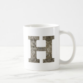 Harry Potter | Hogwarts Monogram Coffee Mug