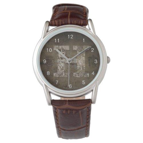 Harry Potter | Hogwarts Monogram Wristwatch