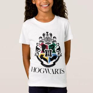 Harry Potter filles Poudlard vieilli Crest T-Shirt