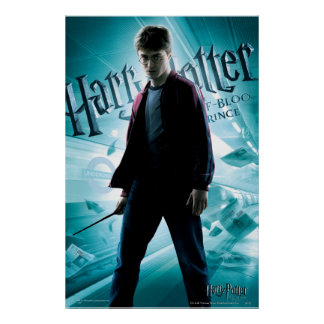 Harry Potter HPE6 2 Print