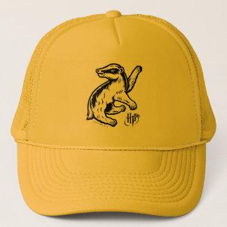 Harry Potter | Hufflepuff Badger Icon Trucker Hat