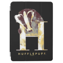 Harry Potter | HUFFLEPUFF™ Badger Watercolor iPad Air Cover