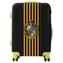 Harry Potter   Hufflepuff Crest Luggage
