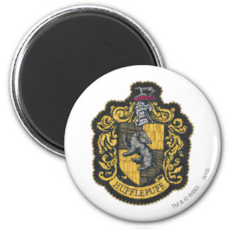 Harry Potter | Hufflepuff Crest Patch Magnet