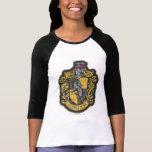 "Harry Potter   Hufflepuff Crest Patch T-Shirt<br><div class=""desc"">Harry Potter and the Half Blood Prince</div>"