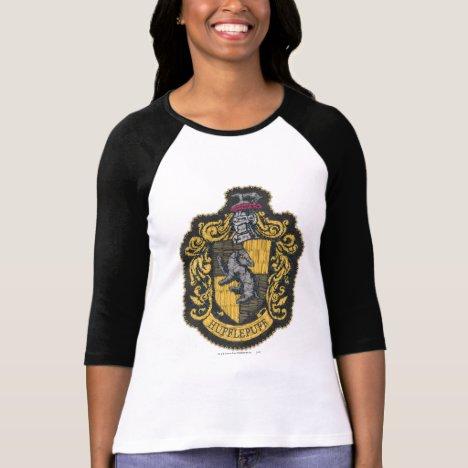 Harry Potter   Hufflepuff Crest Patch