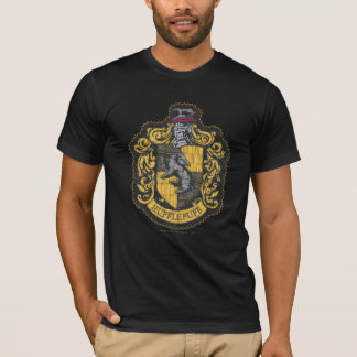 Harry Potter | Hufflepuff Crest Patch T-Shirt