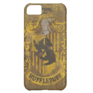 Harry Potter | Hufflepuff Crest Spray Paint Case For iPhone 5C