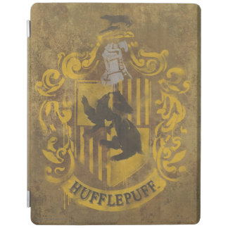 Harry Potter | Hufflepuff Crest Spray Paint iPad Smart Cover