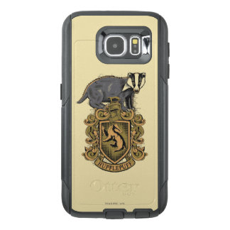 Harry Potter   Hufflepuff Crest with Badger OtterBox Samsung Galaxy S6 Case