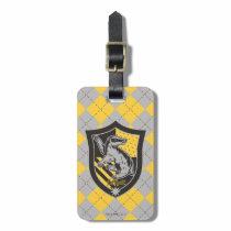 Harry Potter   Hufflepuff House Pride Crest Bag Tag