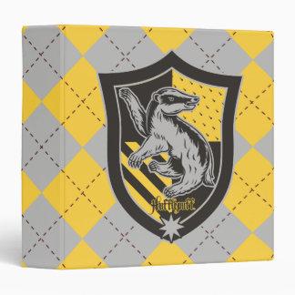 Harry Potter | Hufflepuff House Pride Crest Binder
