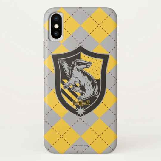 online retailer 40a2f d71b8 Harry Potter | Hufflepuff House Pride Crest Case-Mate iPhone Case