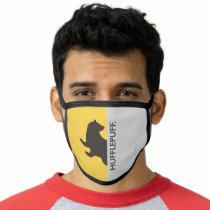 Harry Potter | Hufflepuff House Pride Graphic Face Mask