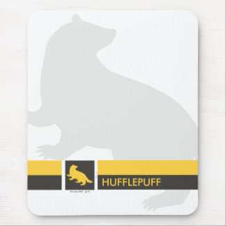 Harry Potter | Hufflepuff House Pride Graphic Mouse Pad