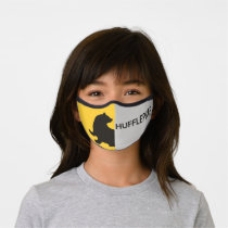 Harry Potter | Hufflepuff House Pride Graphic Premium Face Mask
