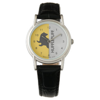 Harry Potter | Hufflepuff House Pride Graphic Wristwatch