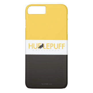 Harry Potter | Hufflepuff House Pride Logo iPhone 8 Plus/7 Plus Case