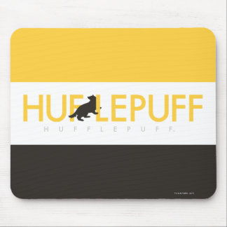 Harry Potter | Hufflepuff House Pride Logo Mouse Pad