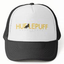 Harry Potter | Hufflepuff House Pride Logo Trucker Hat