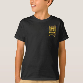 Harry Potter | Hufflepuff Monogram Banner T-Shirt
