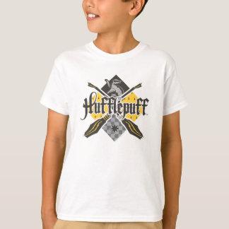 Harry Potter | Hufflepuff Quidditch Crest T-Shirt